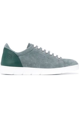 Loewe Suede low-top sneakers