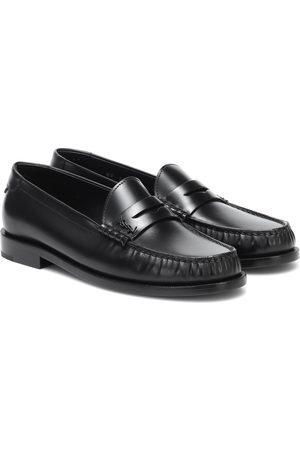 Saint Laurent Loafers Le Loafer aus Leder