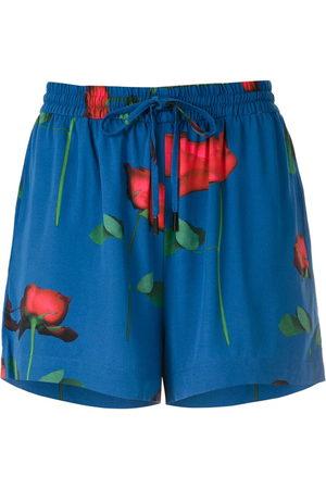 OSKLEN Printed Wrap shorts