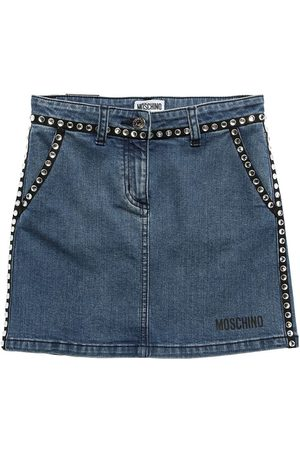 Moschino Jeans Aus Stretch-baumwolldenim