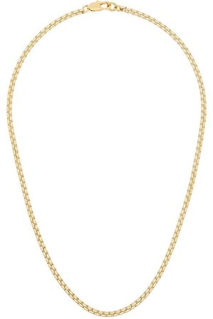 Laura Lombardi 14kt -plated box chain necklace