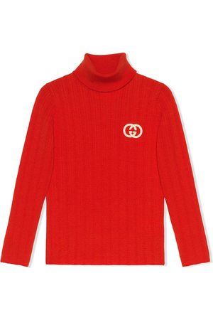 Gucci GG knitted jumper