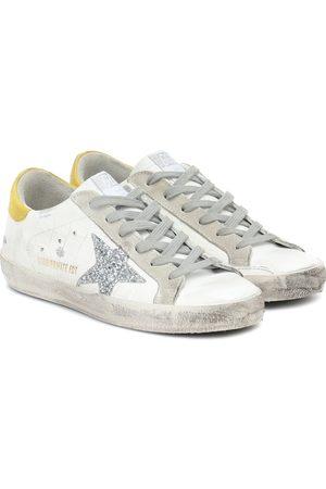 Golden Goose Exklusiv bei Mytheresa – Sneakers Superstar aus Leder