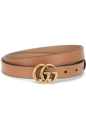 Gucci Gürtel GG aus Leder