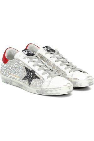 Golden Goose Exklusiv bei Mytheresa – Verzierte Sneakers Superstar