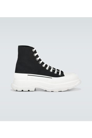 Alexander McQueen Sneakers Tread Slick aus Canvas