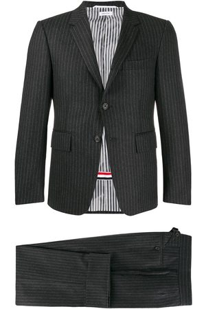 Thom Browne Striped classic suit