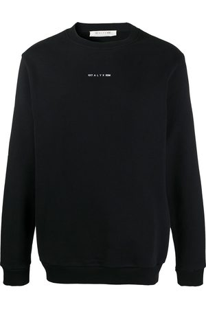 1017 ALYX 9SM Logo graphic print sweatshirt