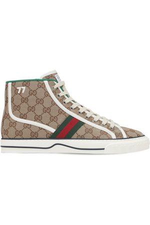 """Gucci Sneakers """"gg Mignon Canvas Tennis 1977"""""""