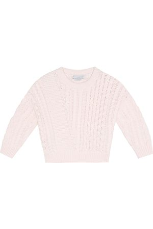 Stella McCartney Pullover aus Baumwolle und Wolle