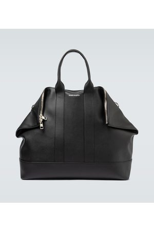 Alexander McQueen Tote Bag East West De Manta