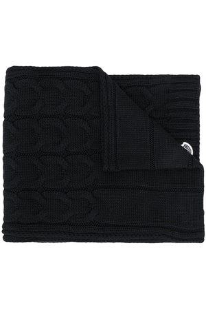 Moncler Jungen Schals - Ribbed knit scarf