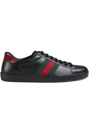 Gucci Herren Sneakers - Ace embroidered sneakers