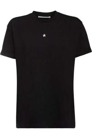 Stella McCartney T-shirt Aus Bio-baumwolle Mit Druck
