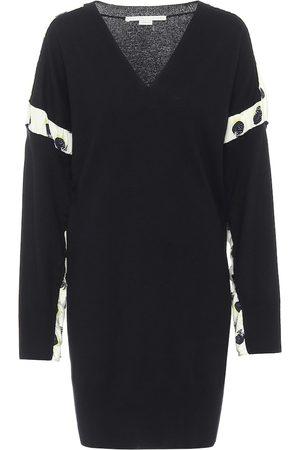 Stella McCartney Strickkleid aus Schurwolle