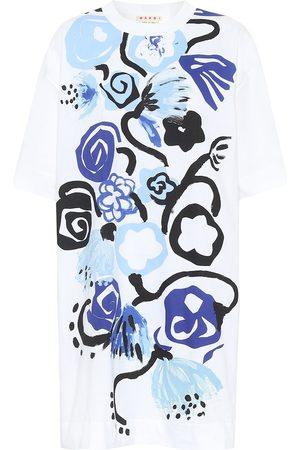 Marni Damen Freizeitkleider - Minikleid aus Baumwolle