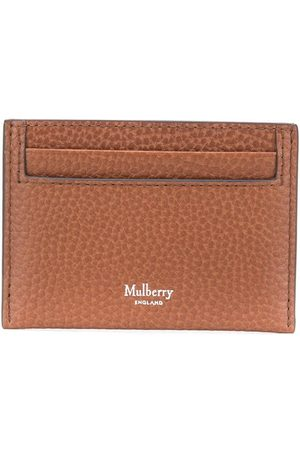 MULBERRY Grain-texture card holder