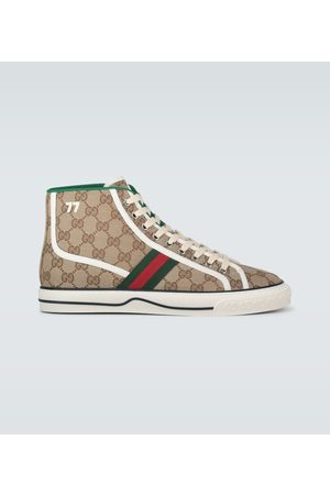 Gucci High-Top Sneakers Tennis 1977