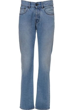 Maison Margiela Enge Jeans Aus Baumwolldenim