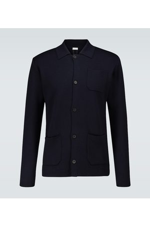 CARUSO Cardigan aus Wolle
