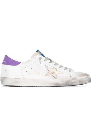 Golden Goose Superstart distressed sneakers