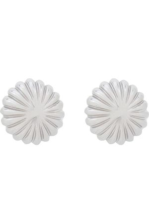 Lanvin Round-shaped t-bar cufflinks