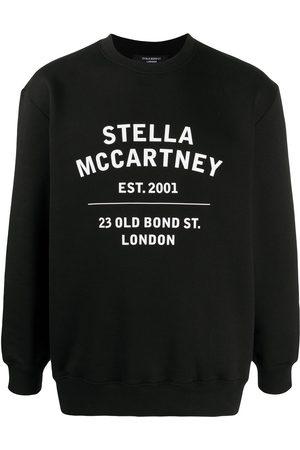 Stella McCartney Logo-print sweatshirt