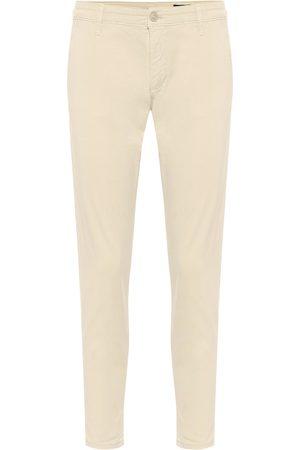 AG Jeans Damen Jeans - Hose The Caden aus Twill