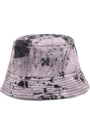 OFF-WHITE Damen Hüte - Bedruckter Hut aus Baumwolle