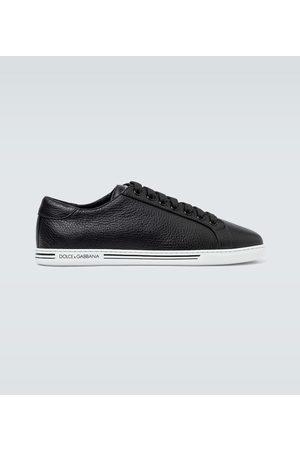 Dolce & Gabbana Leder-Sneakers Saint Tropez
