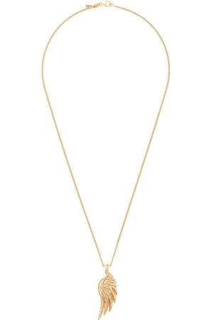 EMANUELE BICOCCHI Wing pendant necklace