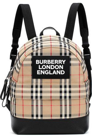 Burberry Karierter Rucksack Vintage Check
