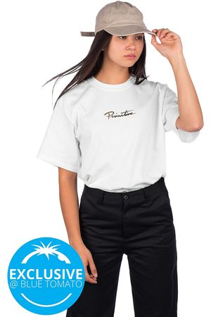 Primitive Damen Kurze Ärmel - Mini Nuevo Gold Foil T-Shirt