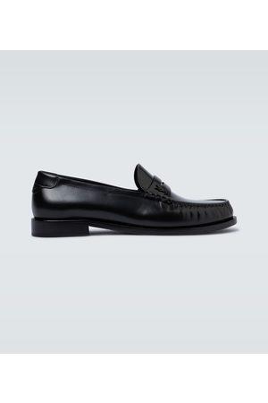 Saint Laurent Herren Halbschuhe - Loafers aus Leder