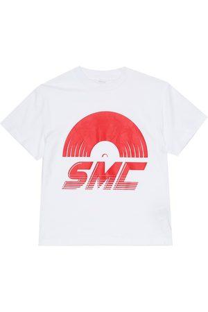 Stella McCartney Jungen Shirts - T-Shirt aus Baumwoll-Jersey