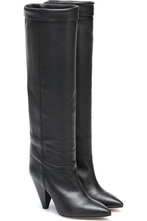 Isabel Marant Stiefel Loens aus Leder