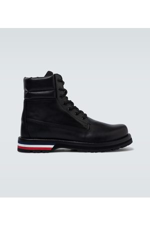 Moncler Herren Stiefel - Ankle Boots Vancouver aus Leder