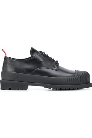 424 FAIRFAX Herren Schnürschuhe - Contrast pull-tab shoes