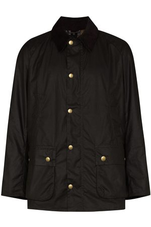 Barbour Snap-button fastening jacket