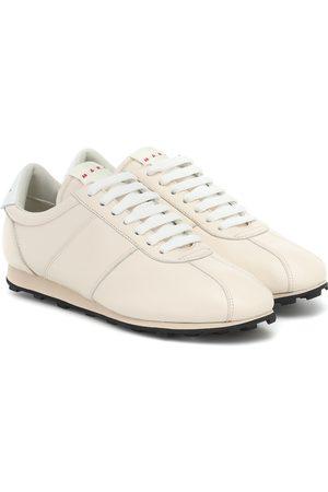Marni Sneakers aus Leder