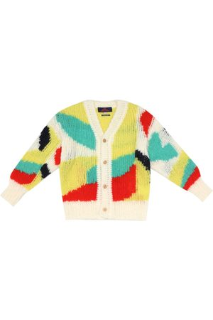 The Animals Observatory Cardigan Arty Racoon