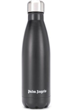 Palm Angels Logo print water bottle