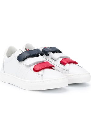 Moncler Touch-strap low-top sneakers