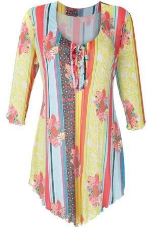 AMIR SLAMA Damen Freizeitkleider - Printed dress