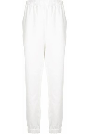 SIR Elasticated waist straight-leg track pants
