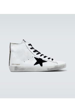 Golden Goose High-Top-Sneakers Francy aus Leder