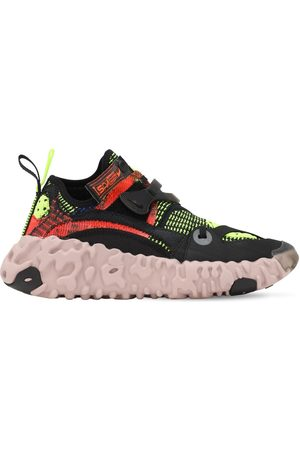 "Nike Herren Sneakers - Flyknit-sneakers ""ispa Overreact"""