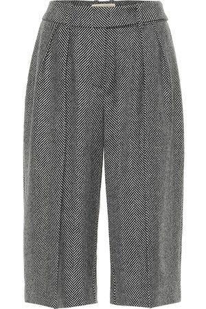 ALEXANDRE VAUTHIER Culottes aus Wolle