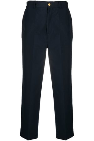 Gucci Straight leg tailored trousers