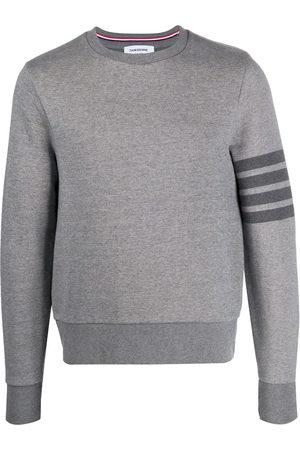 Thom Browne Crew neck cotton sweatshirt